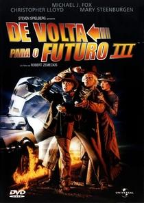 De Volta Para o Futuro 3 - Poster / Capa / Cartaz - Oficial 2