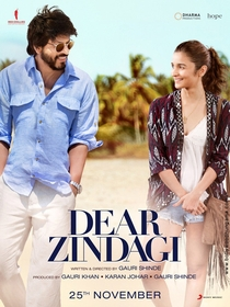 Dear Zindagi - Poster / Capa / Cartaz - Oficial 3