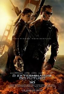 O Exterminador do Futuro: Gênesis - Poster / Capa / Cartaz - Oficial 4