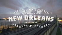 24 Hours in New Orleans - Poster / Capa / Cartaz - Oficial 1