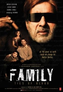 Family: Ties of Blood - Poster / Capa / Cartaz - Oficial 4