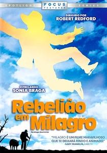Rebelião em Milagro - Poster / Capa / Cartaz - Oficial 1