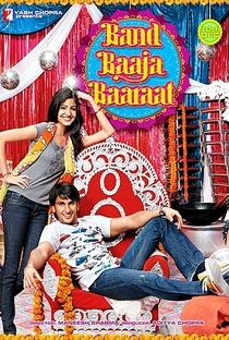 Band Baaja Baaraat - Poster / Capa / Cartaz - Oficial 2