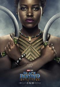 Pantera Negra - Poster / Capa / Cartaz - Oficial 22