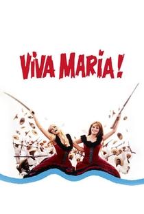 Viva Maria! - Poster / Capa / Cartaz - Oficial 8