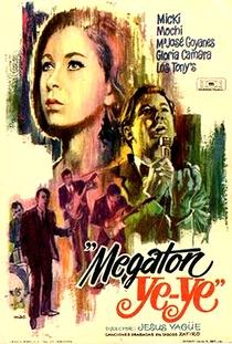Megatón Ye-Ye - Poster / Capa / Cartaz - Oficial 3