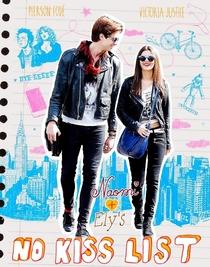 Naomi e Ely: A Lista de Quem Não Beijar - Poster / Capa / Cartaz - Oficial 4