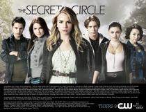 O Círculo Secreto (1ª Temporada) - Poster / Capa / Cartaz - Oficial 12
