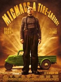 MicMacs - Um Plano Complicado - Poster / Capa / Cartaz - Oficial 3