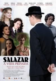 Salazar, a Vida Privada - Poster / Capa / Cartaz - Oficial 1