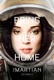 Perdido em Marte - Poster / Capa / Cartaz - Oficial 16