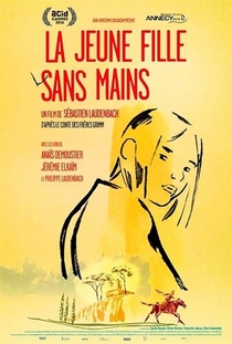 A Menina Sem Mãos - Poster / Capa / Cartaz - Oficial 3