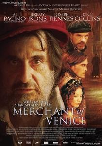 O Mercador de Veneza - Poster / Capa / Cartaz - Oficial 4
