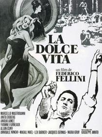 A Doce Vida - Poster / Capa / Cartaz - Oficial 12