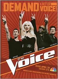 The Voice (1ª Temporada) - Poster / Capa / Cartaz - Oficial 1