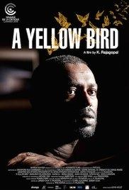 A Yellow Bird - Poster / Capa / Cartaz - Oficial 1