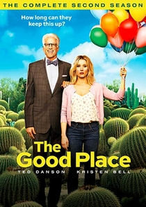 The Good Place (2ª Temporada) - Poster / Capa / Cartaz - Oficial 3