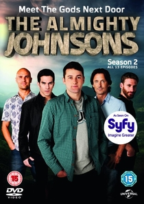 The Almighty Johnsons (2ª Temporada) - Poster / Capa / Cartaz - Oficial 1