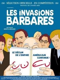As Invasões Bárbaras - Poster / Capa / Cartaz - Oficial 1