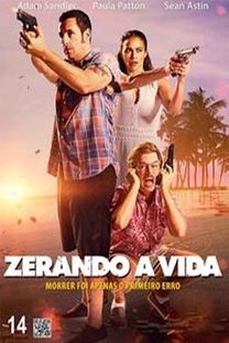 Zerando a Vida - Poster / Capa / Cartaz - Oficial 3