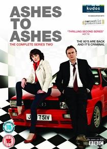 Ashes to Ashes (2ª Temporada) - Poster / Capa / Cartaz - Oficial 1