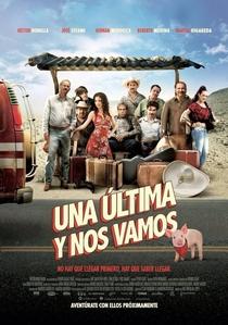 Una Última y Nos Vamos - Poster / Capa / Cartaz - Oficial 1