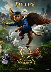 Oz: Mágico e Poderoso - Poster / Capa / Cartaz - Oficial 10