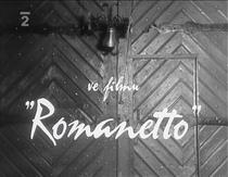 Romanetto - Poster / Capa / Cartaz - Oficial 1