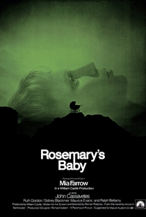 O Bebê de Rosemary - Poster / Capa / Cartaz - Oficial 28