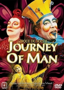 Cirque du Soleil - A jornada do homem - Poster / Capa / Cartaz - Oficial 1