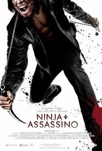Ninja Assassino - Poster / Capa / Cartaz - Oficial 1