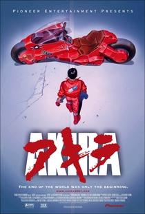 Akira - Poster / Capa / Cartaz - Oficial 2