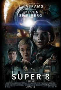 Super 8 - Poster / Capa / Cartaz - Oficial 1
