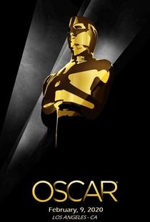 Oscar 2020 (92ª Cerimonia) - Poster / Capa / Cartaz - Oficial 1