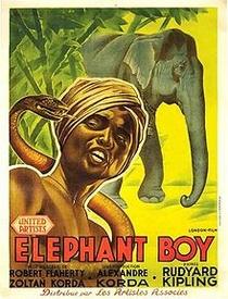 O Menino e o Elefante - Poster / Capa / Cartaz - Oficial 1