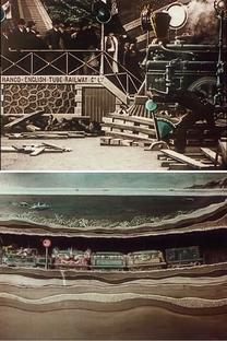 O Túnel do Canal da Mancha - Poster / Capa / Cartaz - Oficial 3
