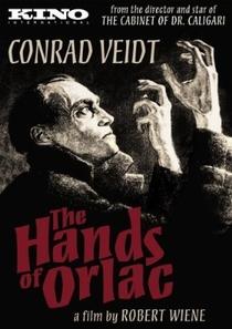 As Mãos de Orlac - Poster / Capa / Cartaz - Oficial 1