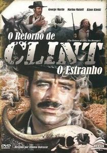 O Retorno de Clint, O Estranho - Poster / Capa / Cartaz - Oficial 1
