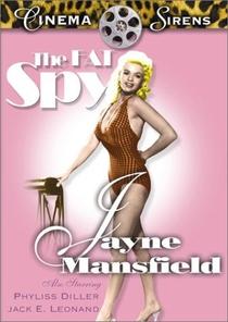 The Fat Spy - Poster / Capa / Cartaz - Oficial 2