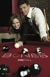Bones (10ª Temporada) - Poster / Capa / Cartaz - Oficial 1