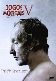 Jogos Mortais 5 - Poster / Capa / Cartaz - Oficial 2
