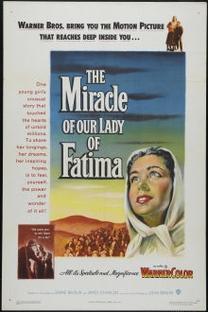 O Milagre de Fátima - Poster / Capa / Cartaz - Oficial 2