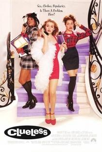 As Patricinhas de Beverly Hills - Poster / Capa / Cartaz - Oficial 1