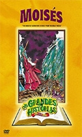 Moisés - As Grandes Histórias da Bíblia - Poster / Capa / Cartaz - Oficial 1