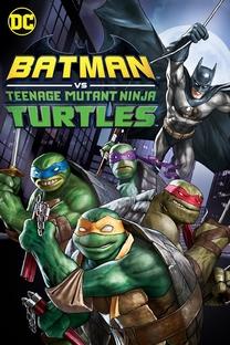 Batman vs Tartarugas Ninja - Poster / Capa / Cartaz - Oficial 1