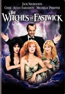 As Bruxas de Eastwick - Poster / Capa / Cartaz - Oficial 1