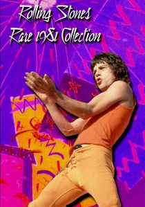 Rolling Stones - Rare 1981 Collection - Poster / Capa / Cartaz - Oficial 1