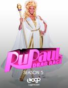 RuPaul & A Corrida das Loucas (5ª Temporada) (Rupaul's Drag Race (Season 5))