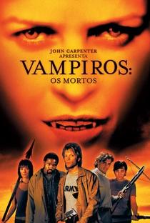 Vampiros: Os Mortos - Poster / Capa / Cartaz - Oficial 2