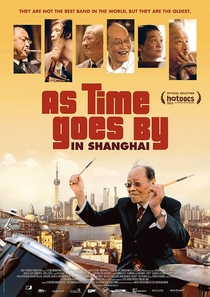 As Time Goes By In Shanghai - Poster / Capa / Cartaz - Oficial 1